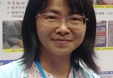 養殖學程主任 葉玉萍老師